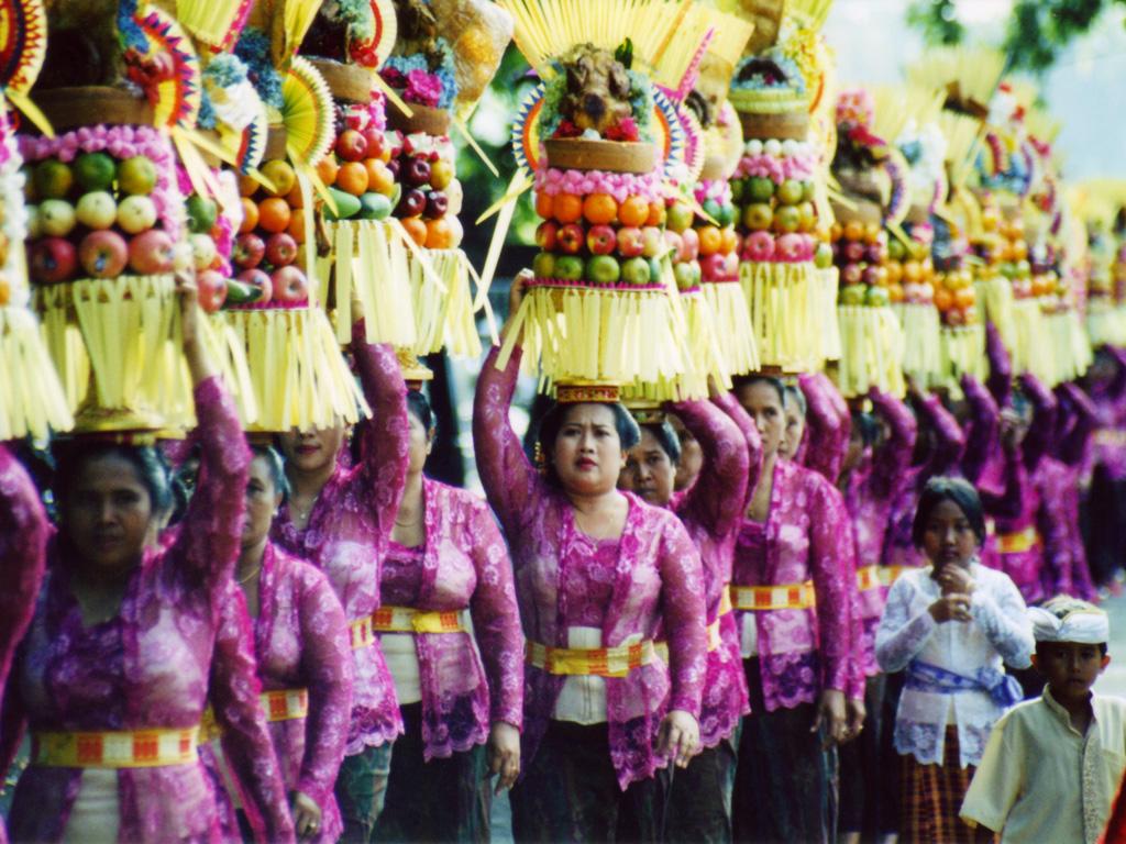 Trải nghiệm mùa thu ở Bali