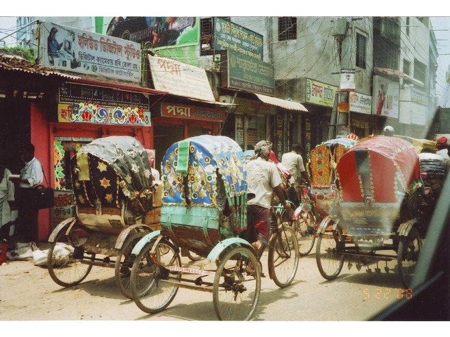 Vé  máy bay giá rẻ đi Dhaka