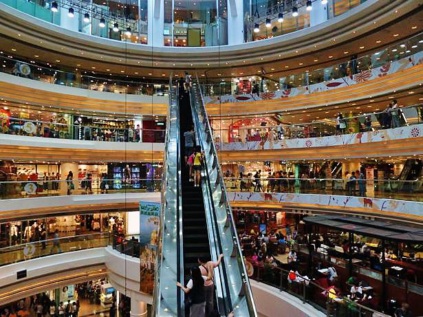 Du lịch mùa sale ở Hong Kong