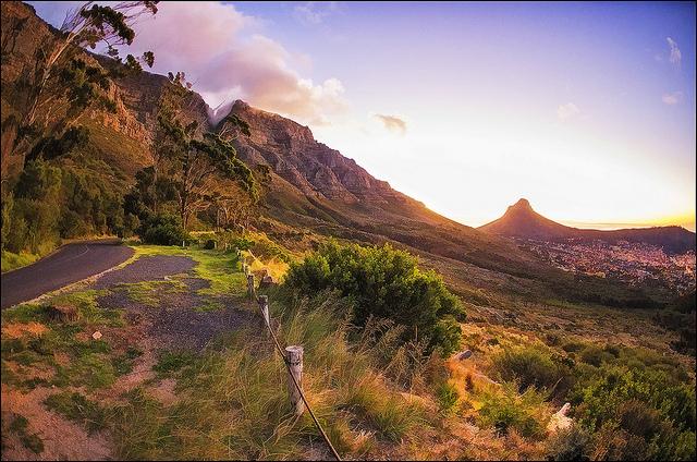 Trải nghiệm vùng đất Nam Phi