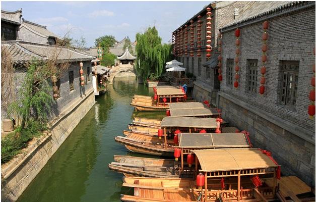 Những điểm đến thơ mộng ở Trung Quốc