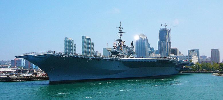 Vịnh San Diego nơi yên bình
