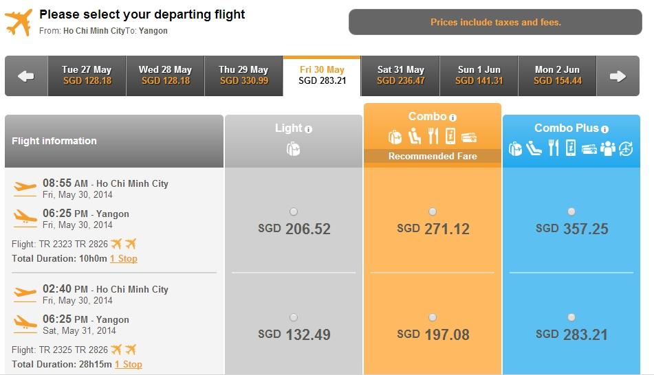 Đặt vé máy bay giá rẻ đi Myanmar