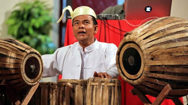 Đến Myanmar tham dự lễ hội âm nhạc truyền thống