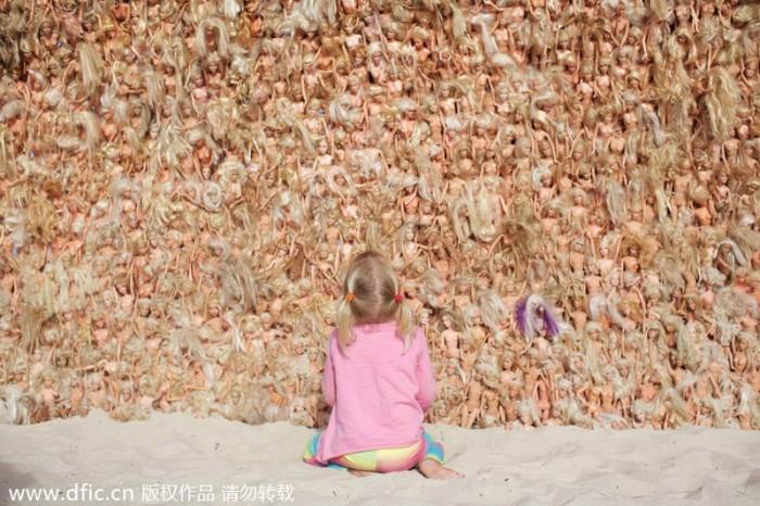 Thú vị con sóng búp bê ở Úc