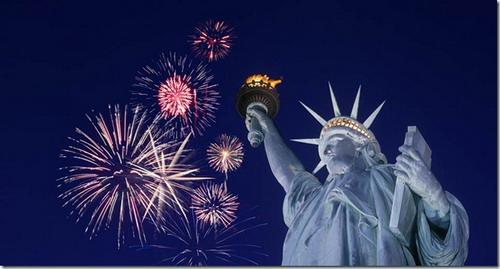 Tượng Nữ Thần Tự Do – Biểu tượng của nước Mỹ