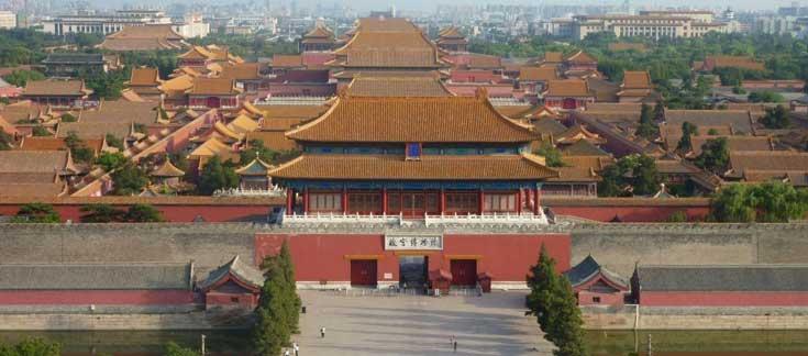 Những điểm du lịch hấp dẫn ở Trung Quốc