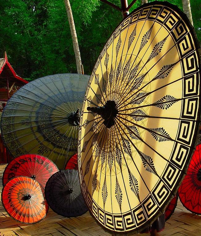 Pathein thành phố của những chiếc ô