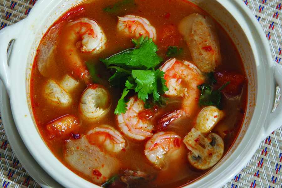 Những món ăn đáng thử ở Thái Lan