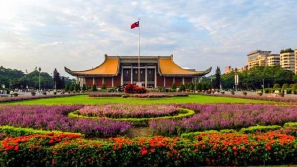 Đến Đài Loan thăm nhà tưởng niệm Tôn Trung Sơn