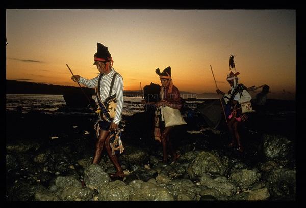 Đến đảo Sumba tham gia lễ hội Pasola độc đáo