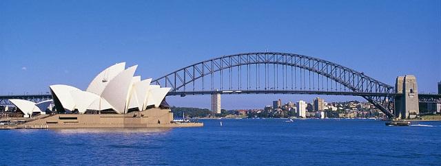 Vé máy bay giá rẻ đi Úc