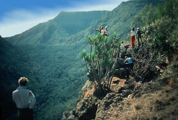 Đến Kenya khám phá thung lũng Rift kỳ vĩ