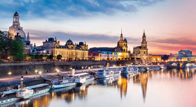 Những thành phố đáng ghé thăm nhất nước Đức hè này