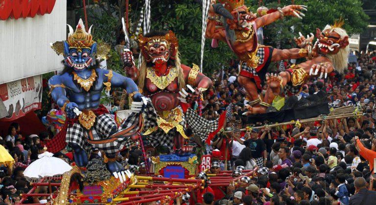 Nyepi – Lễ hội độc đáo hút khách du lịch ở Bali