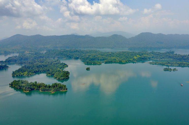 Một số hồ nước nhân tạo trên Thế Giới đẹp tuyệt vời