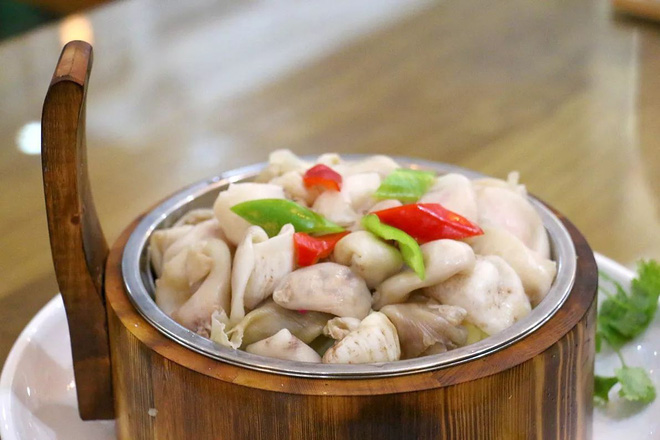 Ẩm thực nổi bật của tỉnh Giang Tô,Trung Quốc nổi tiếng trên Thế Giới