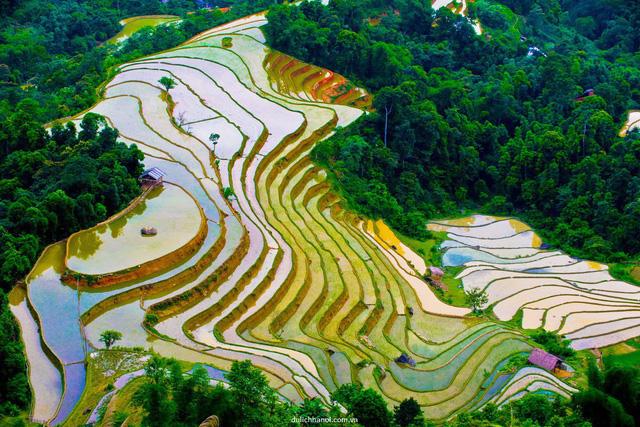 Tháng ba bạn nên về Hà Giang để thấy sự lãng mạn của miền đất trữ tình này