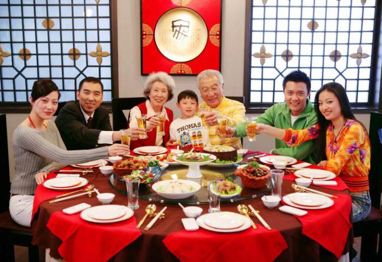 Tìm hiểu một số phong tục đặc biệt Tết ở Trung Quốc