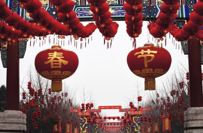 Những phong tục vào ngày Tết ở Trung Quốc