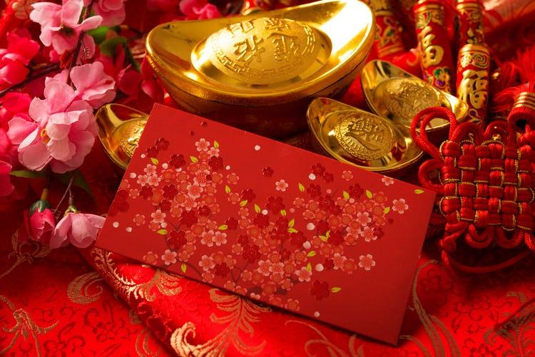 Ý nghĩa của những phong bao lì xì đỏ ở Trung Quốc