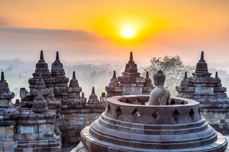 Chiêm ngưỡng vẻ đẹp của cố đô Indonesia- Yogyakarta