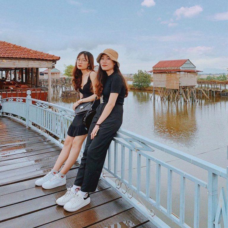 Vẻ đẹp thơ mộng của đầm Chuồn, Phá Tam Giang hút hồn du khách ở Huế