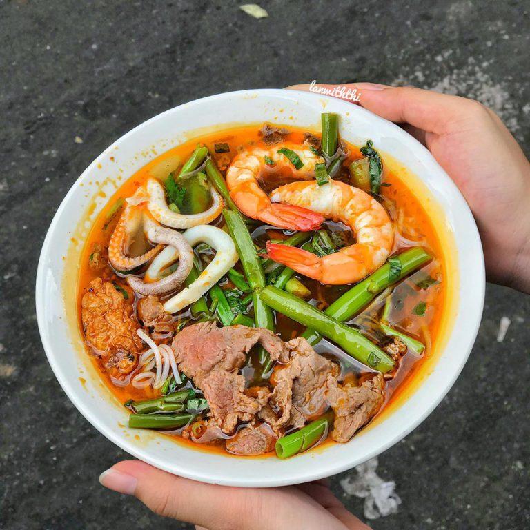 Các món bún lạ vị bạn nên thử khi đặt chân đến thăm Sài Gòn