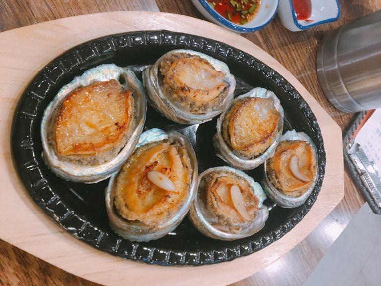 """Tìm hiểu về đặc sản bào ngư do """"tiên cá"""" lặn bắt tại hòn đảo Jeju"""