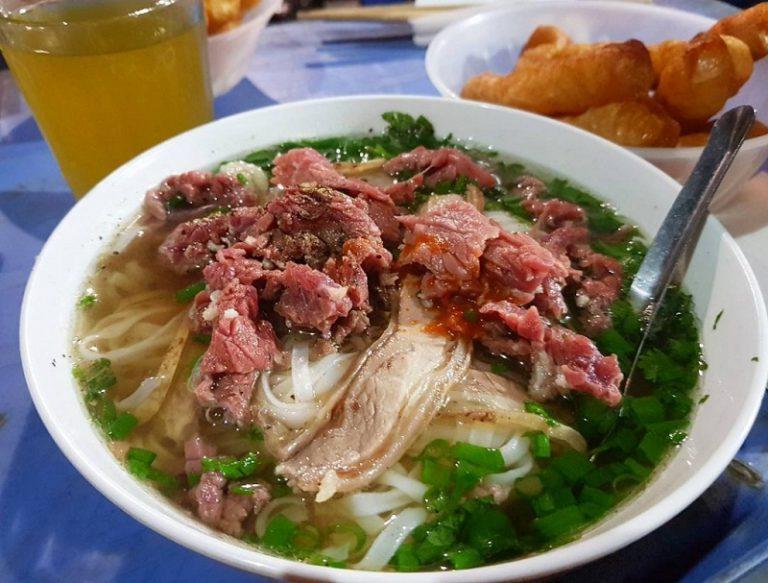 Du lịch đến thăm Hà Nội khám phá các quán phở nổi tiếng