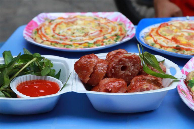 Ghé phố ẩm thực Hồ Thị Kỷ khám phá các món ăn ngon