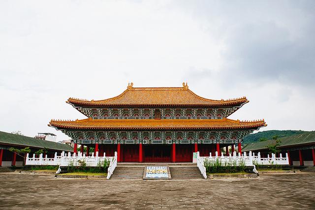 Du lịch Đài Loan khám phá ngôi đền Khổng Tử tuyệt đẹp