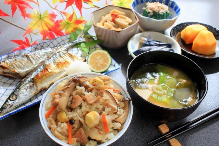 Gợi ý các món ăn mùa thu được nhiều người yêu thích tại Nhật Bản