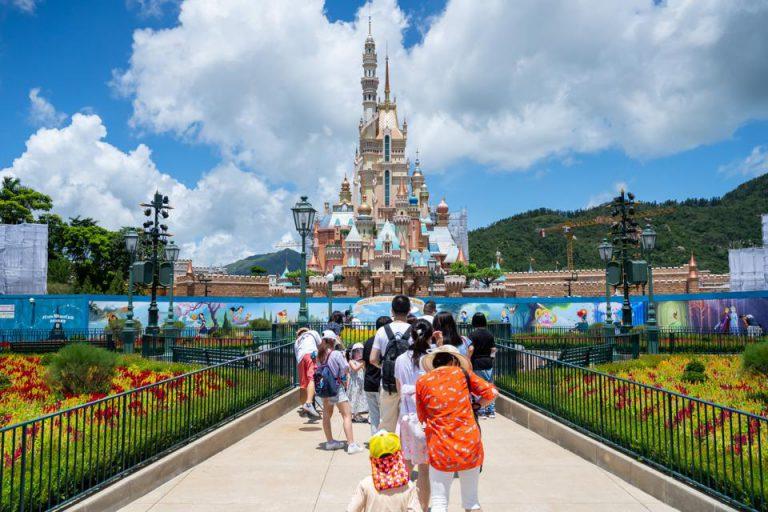 Khám phá những công viên giải trí nổi tiếng tại Hongkong