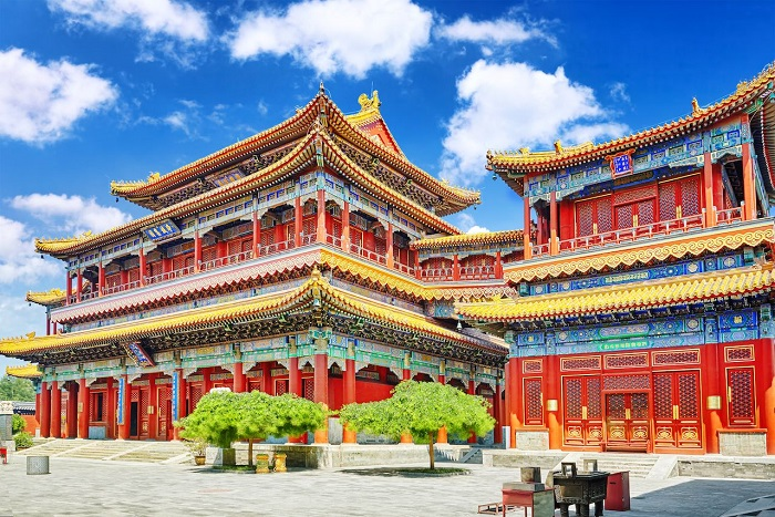 Gợi ý những ngôi chùa nổi tiếng hút khách tại Băc Kinh