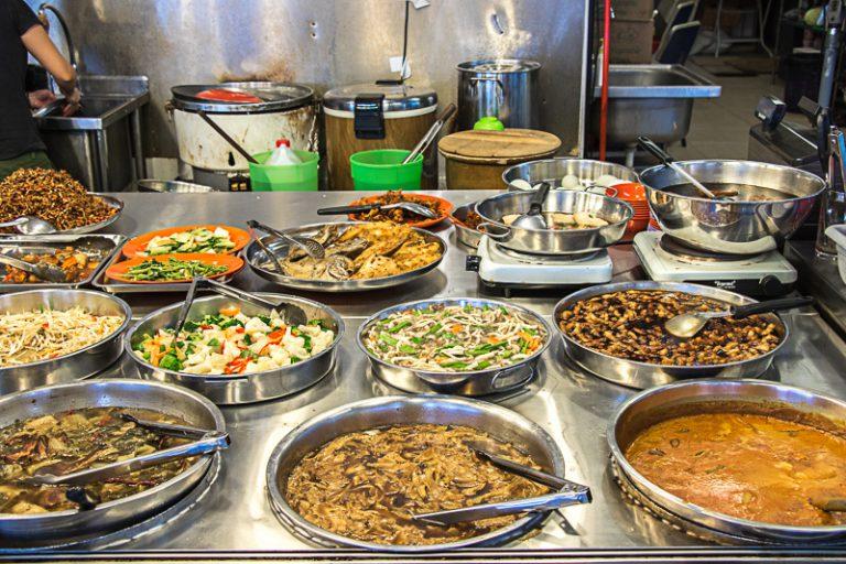 Du lịch Singapore khám phá ngay các khu phố ẩm thực sầm uất về đêm