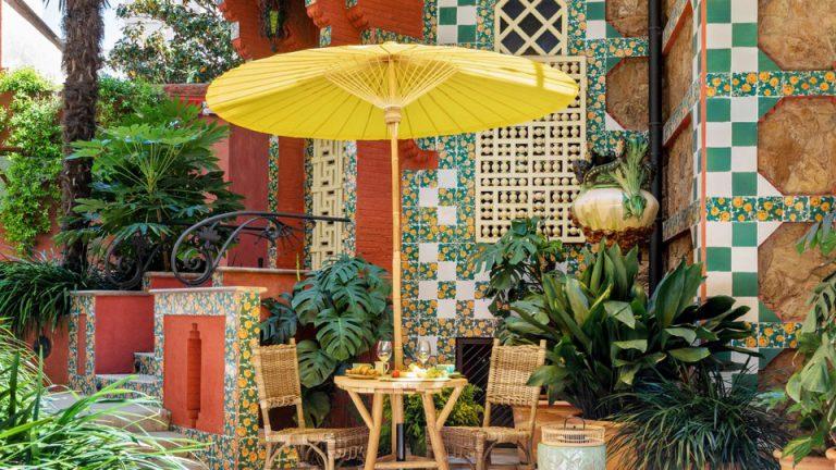 Kiệt tác kiến trúc đẹp hút khách lần đầu tiên cho khách thuê ở sau 136 năm