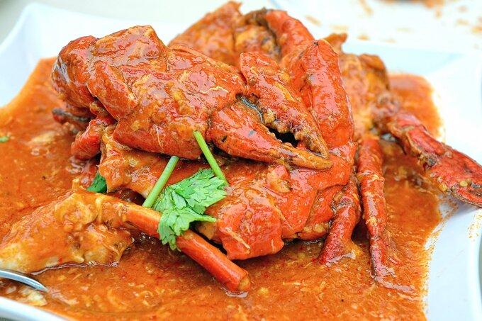 Đến Singapore thưởng thức ngay các món ăn nổi tiếng ở đây